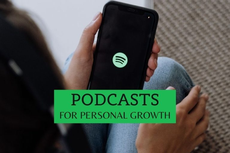 Podcasts for Personal Growth