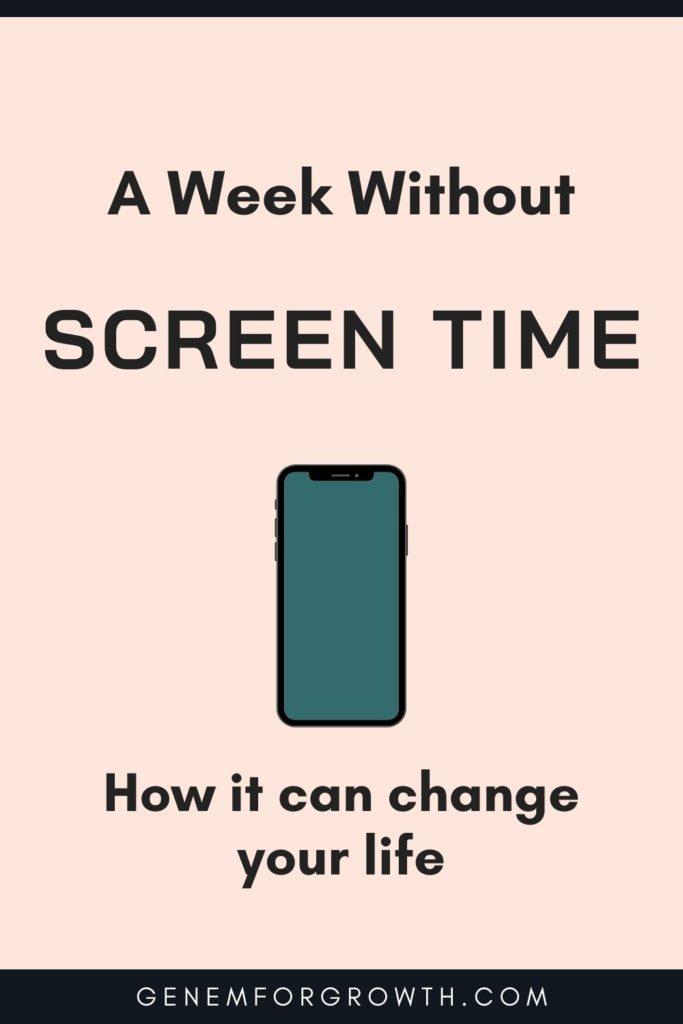 screen time