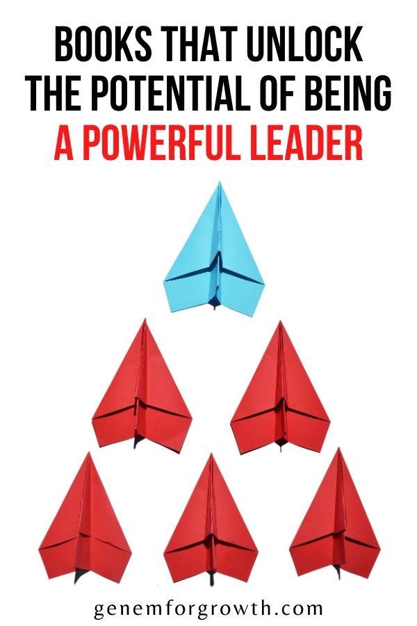 a powerful leader