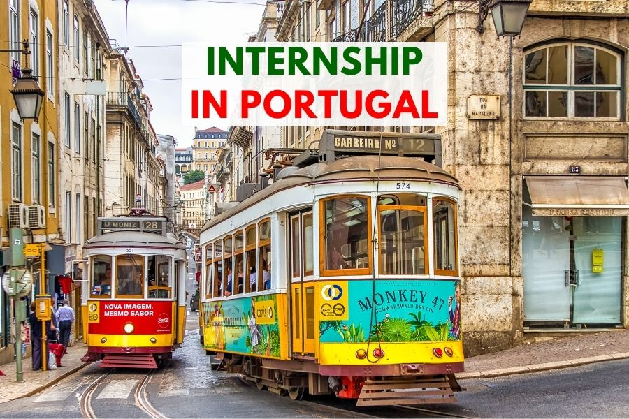 internship in portugal
