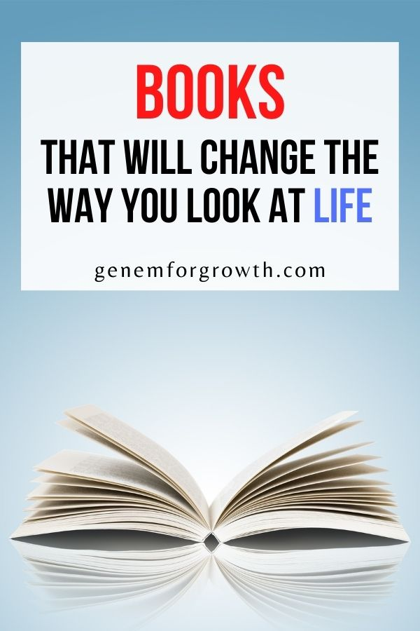 books that will change the way you look at life